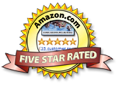 Amazon.com five star reviewed